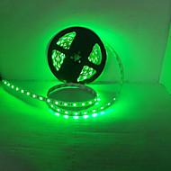 LED lys stribe lysdiode 3528smd 300led vandtæt / IP65 grønt lys / blå lys DC12V 5m / lot