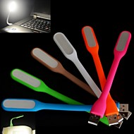 abordables Bombillas LED Inteligentes-Led portátil usb flexible ultra brillante portátil mini usb led lámpara para computadora portátil pc notebook