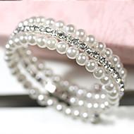 Bracciali di perle