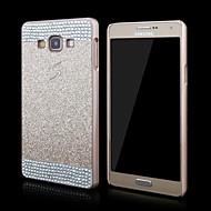 Недорогие Чехлы и кейсы для Galaxy А-Кейс для Назначение SSamsung Galaxy Кейс для  Samsung Galaxy Стразы Кейс на заднюю панель Сияние и блеск ПК для A3