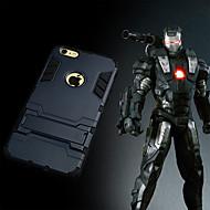 Назначение iPhone 8 iPhone 8 Plus iPhone 7 iPhone 7 Plus iPhone 6 iPhone 6 Plus Кейс для iPhone 5 Чехлы панели Защита от удара со стендом