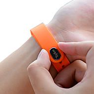 Toplux® E02 Aktivitetstracker Smartur Smart armbånd Vandafvisende Brændte kalorier Skridttællere Stemmestyring Vækkeur SøvnmålerBluetooth
