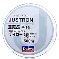 저렴한 -모노필라멘트 500M / 550 야드 8 파운드 0.235 mm mm 용 바다 낚시 플라이 피싱 베이트 캐스팅 / 얼음 낚시 / 스피닝 / 채 낚시 / 민물 낚시 / 잉어 낚시