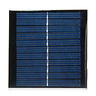 Недорогие Портативные аккумуляторы-1W выход 5.5V поликристаллического кремния солнечной панели для DIY