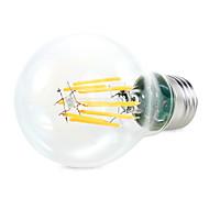 E26/E27 LED-globepærer A60(A19) 8 leds COB Dekorativ Varm hvid Naturlig hvid 1450lm 2800-3200/6000-6500K Vekselstrøm 220-240 Vekselstrøm