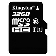 billige -Kingston 32GB Micro SD-kort TF kort minnekort UHS-I U1 Class10