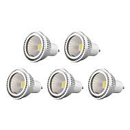 abordables Compre Más, Ahorre Más-450lm GU10 Focos LED 1 Cuentas LED COB Regulable Blanco Cálido / Blanco Fresco / Blanco Natural 110-130V / 220-240V