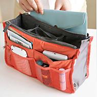 오렌지 - 나이론 - 보관 가방 - 보관 가방
