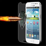 взрывозащищенный премии закаленное стекло пленка экрана защитный кожух закаленное мембрана дуга для Galaxy Ace 4 / G3139