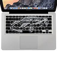 """お買い得  -MacBook Pro / MacBookの空気13 """"15"""" 17 """"私たちのバージョンのxsknノートパソコンのキーボードシリコーンカバースキンプロテクター"""