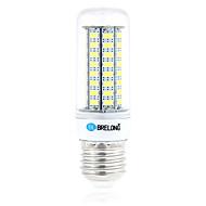5W E14 E26/E27 LED Mısır Işıklar T 72 SMD 5730 450 lm Sıcak Beyaz Doğal Beyaz AC 220-240 V 1 parça