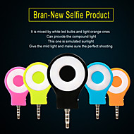 selfie light diy dla iphone 8 7 samsung galaxy s8 s7