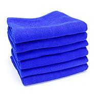 ziqiao de limpieza de coches de microfibra herramientas de productos de toallas de tela de lavado de polvo (30 * 70cm)