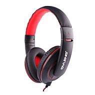 billige -OVLENG Over øre Pannebånd Med ledning Hodetelefoner Plast Sport og trening øretelefon Med volumkontroll Med mikrofon Headset