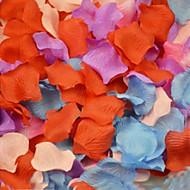 abordables Flores Artificiales-Seda Rosas Flores Artificiales