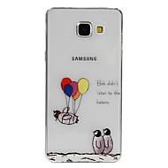μπαλόνι πιγκουίνος TPU μοτίβο μαλακή θήκη τηλέφωνο υπόθεση για Samsung Galaxy α3 (2016) / α5 (2016) / Α7 (2016) / A9