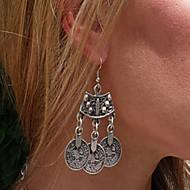 女性 ドロップイヤリング ステートメントジュエリー パンクスタイル ファッション コスチュームジュエリー 純銀製 ジュエリー 用途