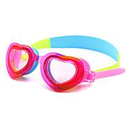 billiga -Simglasögon Barns Anti-Dimma / Vattentät Silica Gel PC Vit / Blå / Purpur Röd / Blå / Mörkblå / Purpur / Orange