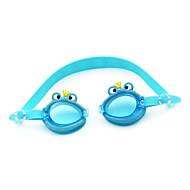 Gafas de natación Niños Anti vaho Gel de Sílice PC Verde / Rosado / Azul / Azul oscuro / AnaranjadoVerde / Rosado / Azul / Azul oscuro /