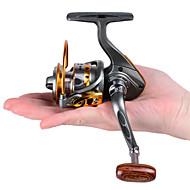 Pergető léki horgászáshoz 5.2:1 12 Golyós csapágy cserélhetőCsalidobó / Léki horgászat / Sodort / Folyóvíz horgászat / Más /