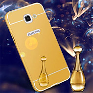 Varten Samsung Galaxy kotelo Pinnoitus / Peili Etui Takakuori Etui Yksivärinen Akryyli Samsung A7(2016) / A5(2016) / A3(2016) / A9