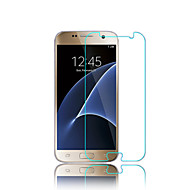 삼성 갤럭시 S7에 대한 cwxuan® 9h를 0.26 2.5D 강화 유리 화면 보호 필름 보호
