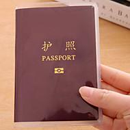 お買い得  トラベル小物-トラベル パスポート&IDホルダー 小物収納用バッグ PUレザー