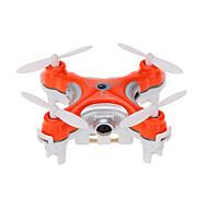 Dron Cheerson CX-10c 4 Canales 6 Ejes Con la cámara de 0,3 MP HD Vuelo Invertido De 360 Grados Con Cámara Quadcopter RC Mando A Distancia