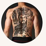 полный назад временную татуировку (2шт)