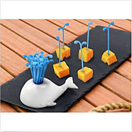abordables Palillos y soportes-Plástico Plástico Novedad Pan Utensilios especiales