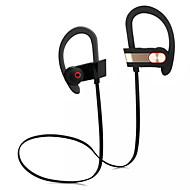 Q7 langattomat kuulokkeet korvaan melua vaimentavat sweatproof kuulokkeet kuulokkeet ja mikrofoni iPhone SUMSUNG kännykkään