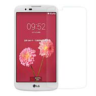 お買い得  LG用スクリーンプロテクター-透明ベースプラスチック 傷防止 / マット / 指紋防止 スクリーンプロテクター 指紋防止 / 傷防止Screen Protector ForLG LG K10