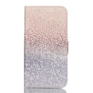 For Samsung Galaxy S7 Edge Wallet / Card Holder / with Stand / Flip Case Full Body Case Glitter Shine PU Leather SamsungS7 plus / S7 edge