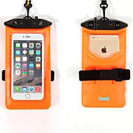 お買い得  -携帯電話バッグ 防水ドライバッグ のために iPhone X iPhone XS 防水 PVC