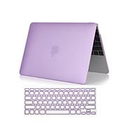 お買い得  MacBook 用ケース/バッグ/スリーブ-MacBook ケース ソリッド プラスチック のために MacBook Air 13インチ / MacBook Air 11インチ