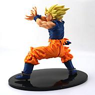 új hot 18cm Dragon Ball Z Super Saiyan Kamehameha Goku kakarotto pvc akciófigura játékok