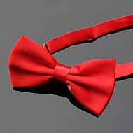 cheap -Men's Party / Basic Bow Tie - Solid Colored