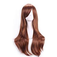 Недорогие Парики-Искусственные волосы парики Крупные кудри Без шапочки-основы Карнавальный парик Парик для Хэллоуина