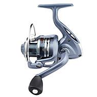 Spinning Reel / Kołowrotki Kołowrotki spinningowe 5.5:1 6 Łożyska kulkowe Zwrócony w prawo / Leworęczna / wymiennySea Fishing / Casting
