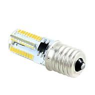 お買い得  LED コーン型電球-5W 400-450 lm E17 LEDコーン型電球 T 80 LEDの SMD 3014 温白色 クールホワイト AC 220-240V