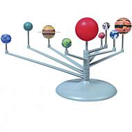 preiswerte Spielzeuge & Spiele-Sonnensystem-Malset Bildungsspielsachen Astronomiespielzeug & Modelle Neun planeten Spielzeuge Farbe Univers Neun Planeten Heimwerken