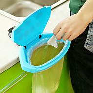 basura sencilla bolsas bolsa de basura de basura enganchan el estante de color al azar