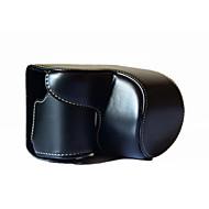 voordelige Tassen-a6300 camera case voor Sony A6000 / a6300 (zwart / wit / bruin / koffie / roze)
