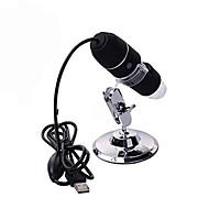 500X USB Digital Microscope Endoscope Magnifier Camera Black