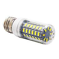 お買い得  LED コーン型電球-5 W 300-350 lm E14 / G9 / E26 / E27 LEDコーン型電球 T 56 LEDビーズ SMD 5730 温白色 / クールホワイト 220-240 V