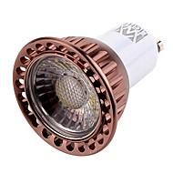 お買い得  LED スポットライト-ywxlight®gu10 ledスポットライトmr16 1 led cob dimmable装飾的暖かい白い冷たい白い600lm ac 220-240 ac 110-130v