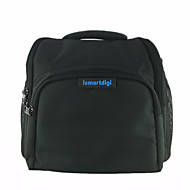 ismartdigi bolsa de la cámara I102 negro para todos DSLR y mini DV cámara réflex digital Nikon Canon Sony Olympus ...