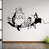 povoljno -Životinje / Botanički / Crtani film / Mrtva priroda / Oblici / Ljudi / Fantazija Zid Naljepnice Zidne naljepnice,vinyl 58*42cm