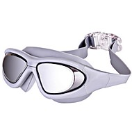 Matt Plating Waterproof Anti-fog Swimming Glasses for Men and Women