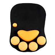 υπέροχο μαξιλάρι γάτα mousepad μασάζ σιλικόνης